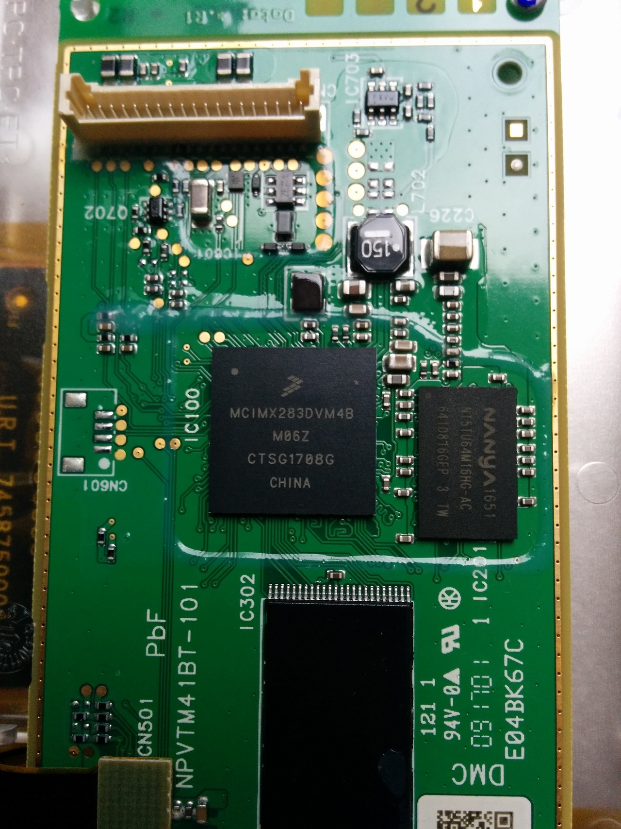 Thermomix Mainboard